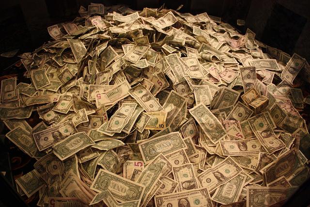 Чтобы в доме водились деньги, Денежные приметы